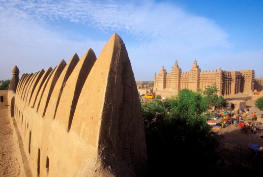 MALI, West AfricaDjenneAt the main mosque
